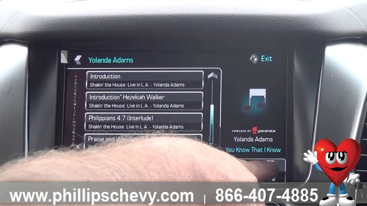Phillips Chevrolet - 2016 Chevy Suburban LTZ – USB Port ...