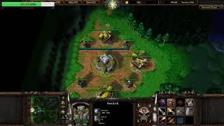 Warcraft 3: Survival Chaos 3.01a #28 - Medivh OP?
