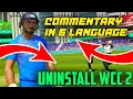 (Commentary in 6 language) Best High Graphics Cricket Game For Android!!!