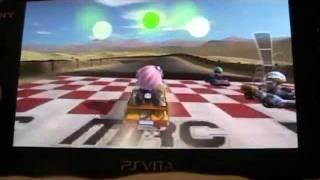 First Level - PSVita- Modnation Racers: Road Trip