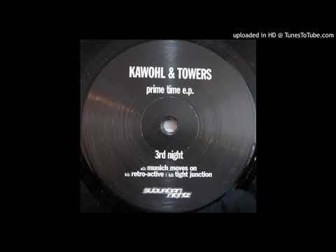 Kawohl & Towers - Retro-Active [NIGHTZ-003]