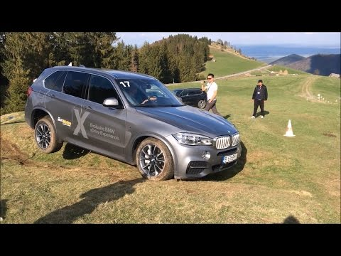 Exclusive BMW xDrive Experience 2017