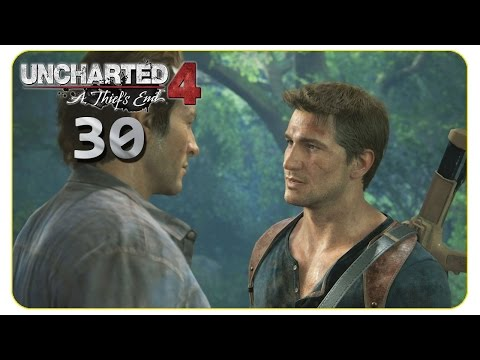 Wieder vereint mit Sam #30 Uncharted 4 - A Thief's End [deutsch] - Let's Play