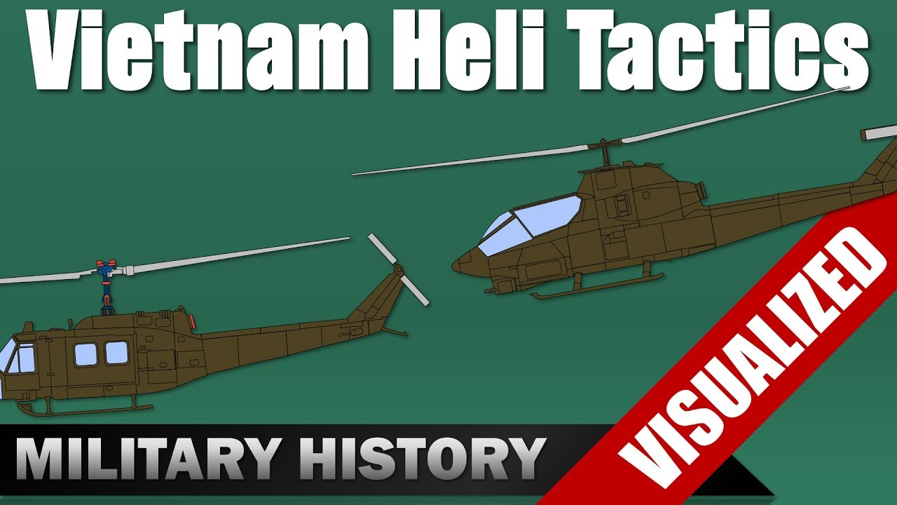 [Vietnam] Helicopter Insertion Tactics for Recon Team Operations #1