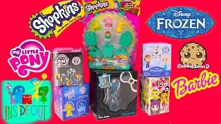Mystery Blind Bags Disney Frozen, Inside Out, My Little Pony, Shopkins, Barbie Tokidoki Surprise Toy