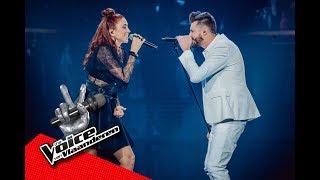 Download De vonken vliegen er vanaf tussen Natalia en Bert | Finale | The Voice van Vlaanderen | VTM Mp3