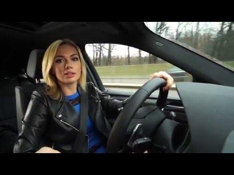Тест драйв BMW X4 Drive 35i в программе Разгон .