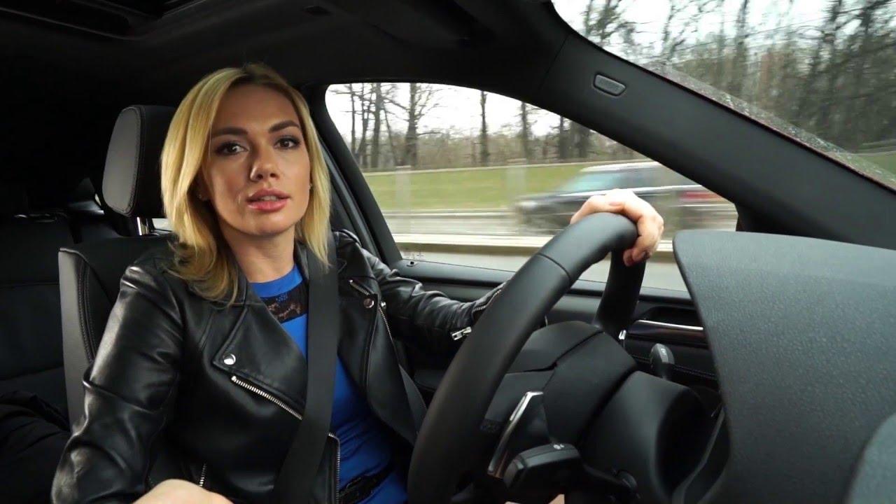 """Тест-драйв BMW X4 Drive 35i в программе """"Разгон""""."""