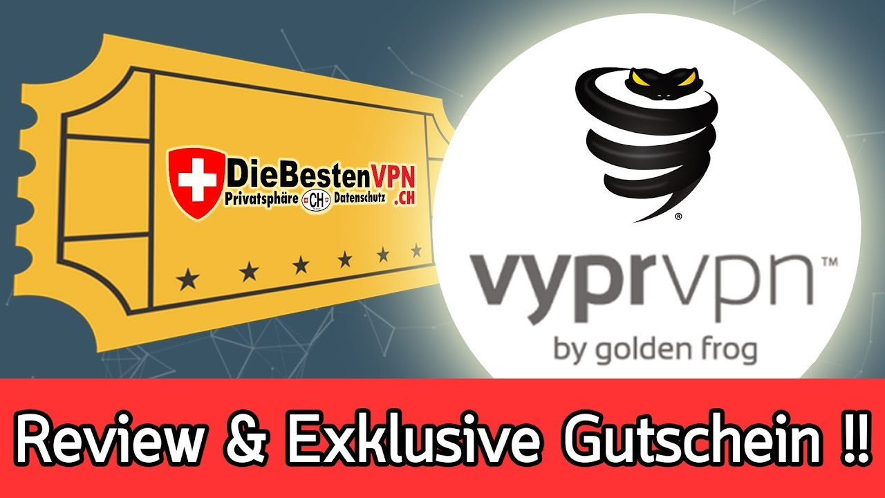 VyprVPN - VPN für schnelle Leistung und hohe Sicherheit