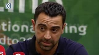 Xavi critica a Lopetegui y defiende el papel de Hierro: