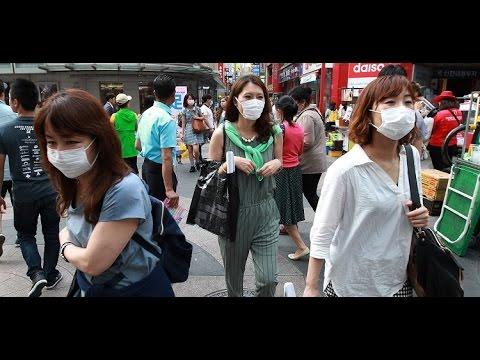 Число жертв вируса MERS в Южной Корее достигло 20 человек