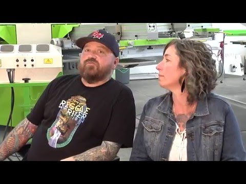 414d1695 Lotus Mountain Screen Printing Family Owned Business - YouTube