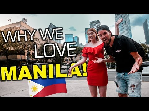 First Time In Bonifacio Global City Philippines, We LOVE Manila!
