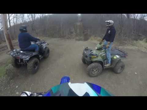 Bear Creek ATV trails ohio