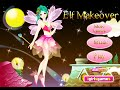 Elf Makeover- Fun Online Fantasy Dress Up Games for Girls Kids