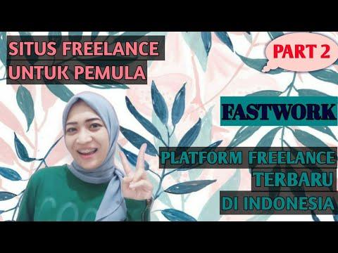 Situs Freelance Pemula Part 2 Fastwork Platform Freelance Terbaru Di Indonesia Youtube