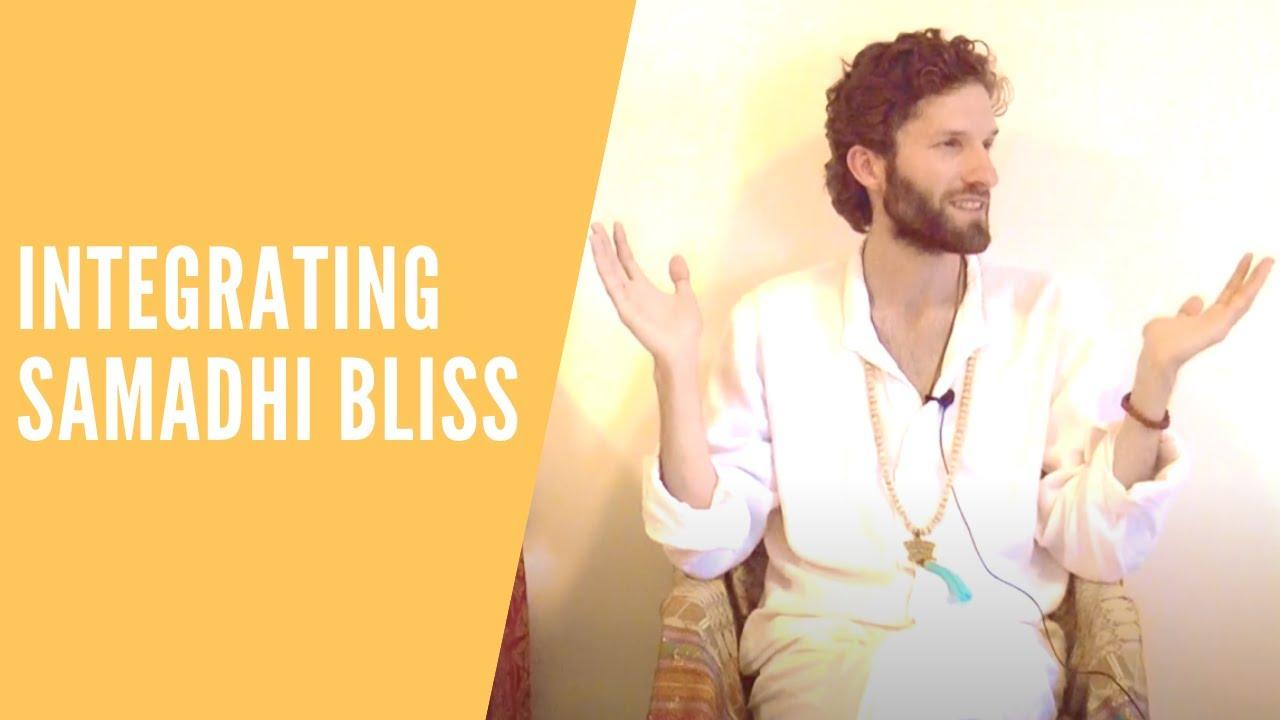 Integrating Samadhi Bliss - Master Mindo