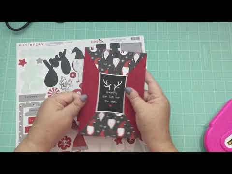12 Projects of Christmas - Kringle and Co Cards Part 2