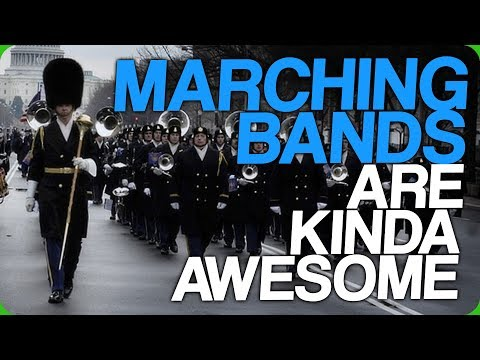 Marching Bands are Pretty Awesome Honest Karls Gym