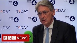 Philip Hammond: 'I am going to defend my party' - BBC News