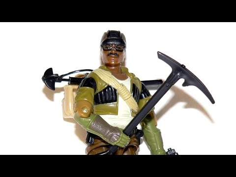 1985 Alpine (Mountain Trooper) G.I. Joe review