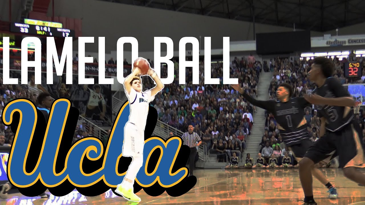 LaMelo Ball Full Freshman Year Highlights Youngest Ball