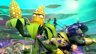 Plants Vs Zombies Garden Warfare 2 - My First Game