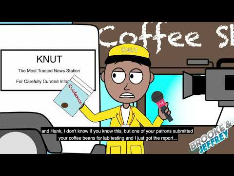 Animated Phone Tap: Cartel Coffee