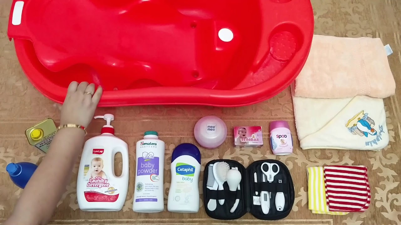 baa4c0485 Newborn Essentials India - Basic Newborn Shopping Checklist - YouTube