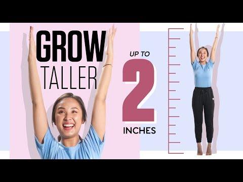 7 Stretches To Grow Taller & Improve Posture + BONUS Tips!