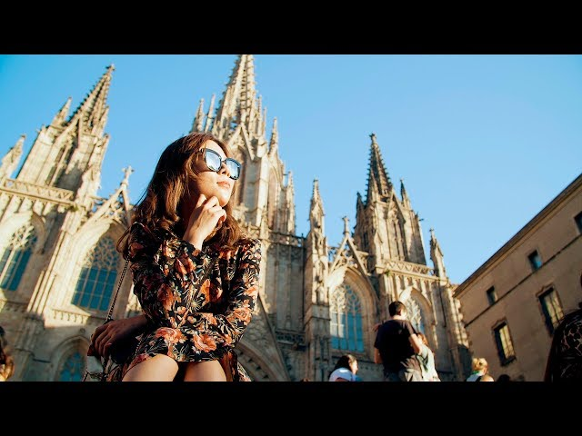 Barcelona Video Tour - Jelly