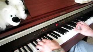 Мендельсон - Свадебный марш (пианино)