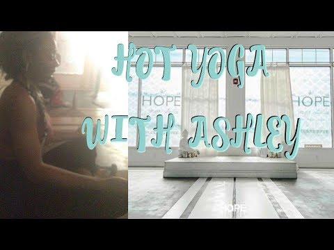 Yoga With Ashley// FITNESS VLOG