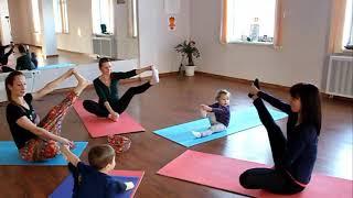 ЙогаДар: Анна Гулевич | Йогатерапия / Детская йога