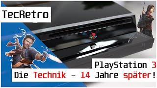 PlayStation 3 - Dİe Technik - 14 Jahre später! | TecRetro | 4K60p