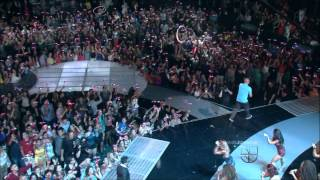 Dyland y Lenny Ft Juan Magan - Pegate Mas  - Premios Juventud 2012 HD