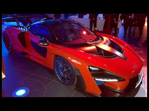NEW McLaren Senna P15 HYPERCAR World Debut
