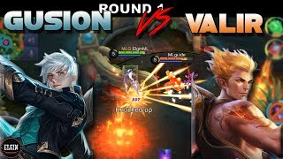 Video GUSION VS VALIR - NEW HERO VALIR VS THE DEADLY GUSION - CAN VALIR SURVIVE? download MP3, 3GP, MP4, WEBM, AVI, FLV September 2018