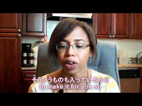 Free vs.Paid Japanese Resources (KemushiChats毛虫話し合い3)「英和字幕つき」