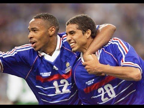 ⭐️ FRANCE 98, PORTRAIT DES 22 CHAMPIONS DU MONDE // NARRATION // AIMÉ JACQUET ⭐️