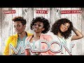 Capture de la vidéo Tropical Family - Maldon Par Louisy Joseph, Lynnsha Et Fanny J (Audio Officiel)