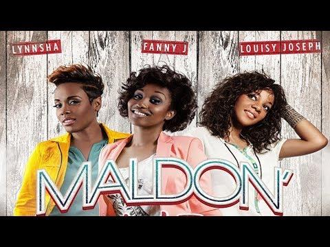 Tropical Family - Maldon par Louisy Joseph, Lynnsha et Fanny J (Audio officiel)