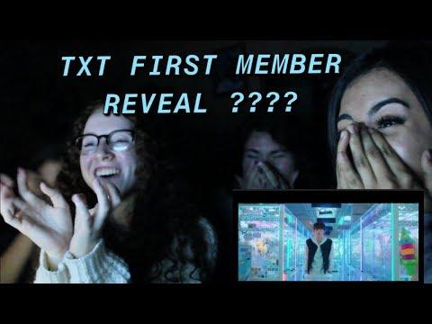 TXT (투모로우바이투게더) Introduction Film - YEONJUN - REACTION