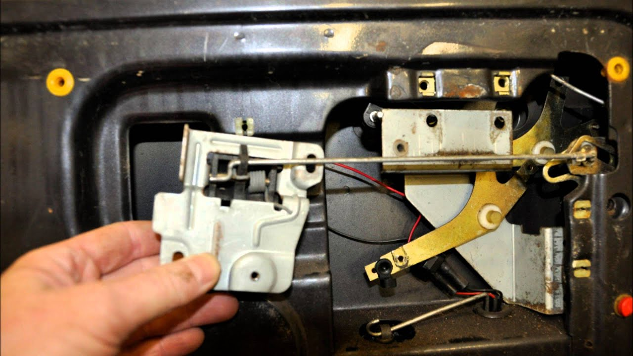 small resolution of fitting our replacement door lock springs land rover discovery 1 range rover classic tailgate boot