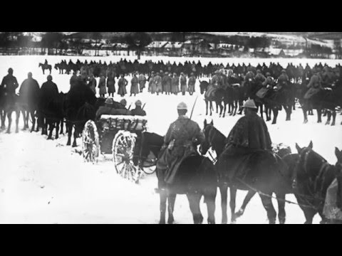 Эрзурумское сражение. 1916 г.
