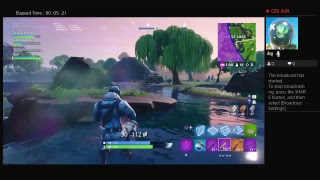 PLAYING FORTNITE FOR THE FIRST TIME!!!