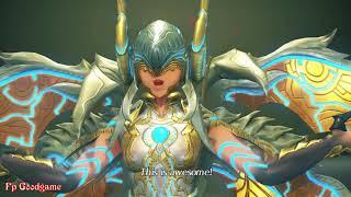Xenoblade Chronicles 2 All Torna Blades Awakening Torna Core Crystal Ver 1.3.0