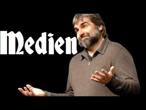 Volker Pispers: Bertelsmann, Stern, Spiegel, Bild, RTL, tz, rp, Handelsblatt, Huffington Post, sz