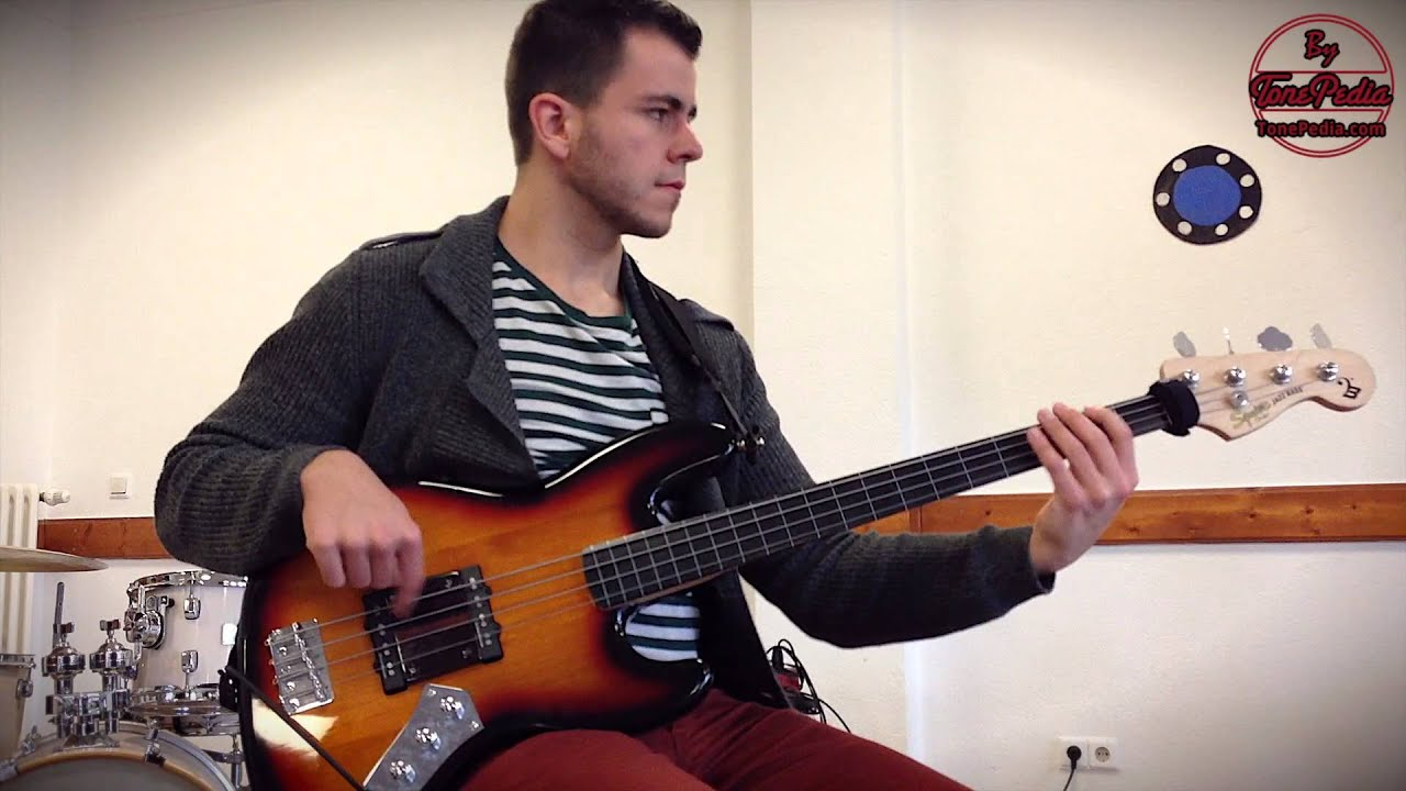Fender Squier Vintage Modified Vm Fretless Jazz Bass