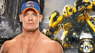 Transformers Bumblebee Adds John Cena & Release Date REVEALED!